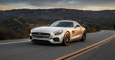 2015 Mercedes-amg Gt Pricing And Specifications