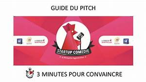 Guide du pitch Startup Comédie French Tech Montpellier