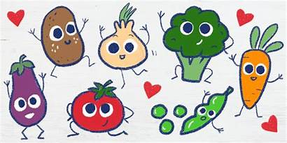 Eat Veggies Vegetables Ways Westinghouse Different Tell
