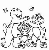 Coloring Pages Barney Printable Friends Birthday Dinosaur Bj Clipart Bop Colouring Freecoloringpage Info Clip Coloringpages Zone Sheets Super Getcoloringpages Library sketch template