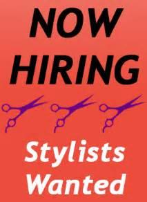 hairstylist classes team scissors edge
