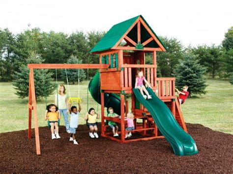 Swing Sets For Sale by Ideas Happy Kidsplay With Wooden Swing Sets Clearance