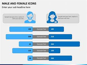 Male And Female Icons Powerpoint
