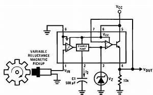draw your wiring With frequency to voltage converter change your voltmeter to frequency meter