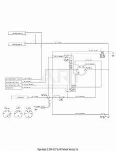 Troy Bilt 13wm77ks011 Pony  2015  Parts Diagram For Wiring