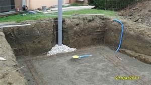 Comment Faire Un Drainage : quel remblais autour d 39 une piscine maconn 19 messages ~ Farleysfitness.com Idées de Décoration