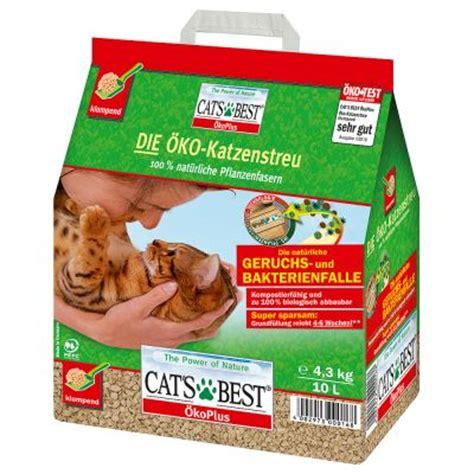 cat s best öko plus katzenstreu cat s best 214 ko plus katzenstreu g 252 nstig bei zooplus
