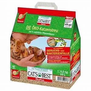 Cats Best öko : cat 39 s best ko plus katzenstreu g nstig bei zooplus ~ Watch28wear.com Haus und Dekorationen