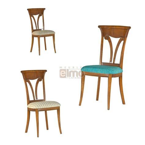 la cuisine de comptoir chaises salle à manger classique bois massif dossier bois ouvragé volut
