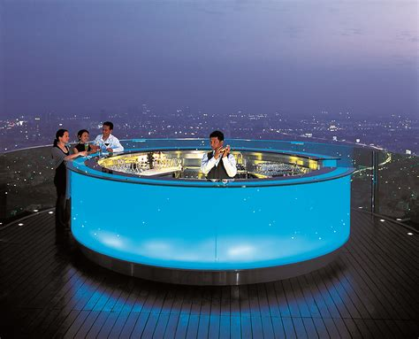 Top 10 Most Amazing Bar Rooftops In The World