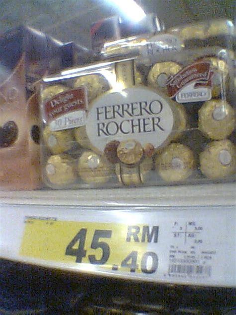 memang murah coklat  langkawi