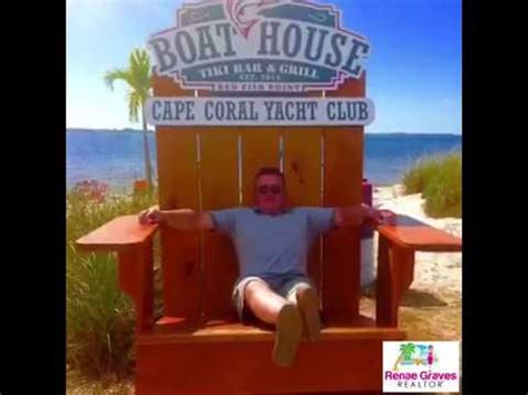 Boat House Tiki Bar And Grill by Boat House Tiki Bar And Grill Cape Coral Yacht Club