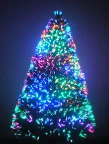4 foot fiber optic christmas tree sale