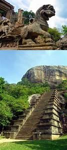 sigiriya the ancient kingdom built on the rock in