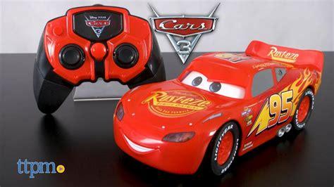 Disney Pixar Cars 3 Infrared Remote Control Racing Hero