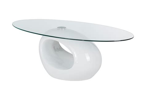 couchtisch glas oval corsica moebel hoeffner