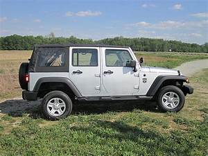 Purchase Used 2008 Jeep Wrangler Unlimited X Sport Utility