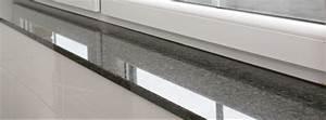 Naturstein Fensterbank Einbauen Video : granit fensterb nke informationen f r bauherren ~ Watch28wear.com Haus und Dekorationen