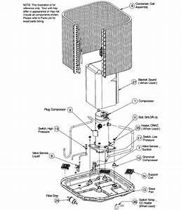 Icp Nxa636gka100 Central Air Conditioner Parts