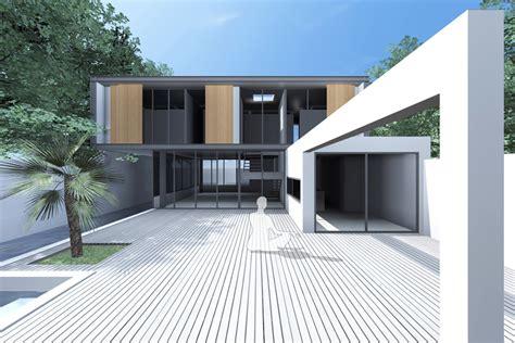 cours cuisine biarritz maison de ville avec piscine à mérignac ha 12 architecte