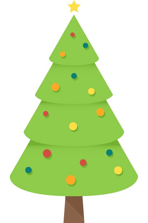 free to use public domain christmas tree clip art