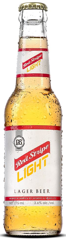 Jamaican Pride in a Bottle   Red Stripe Beer