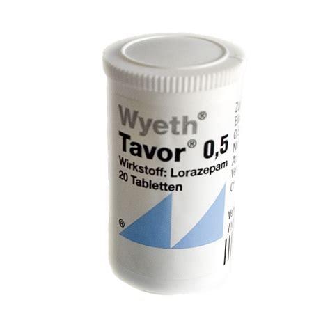 tavor lorazepam 1 mg 500 stk ohne rezept kaufen