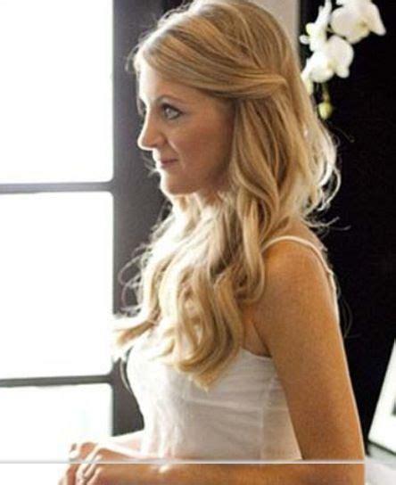 easy bridesmaid hair pin by angela lutzke on hair ideas
