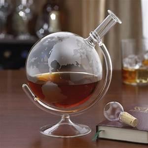 Carafe En Verre : carafe globe en verre cadeau maestro ~ Teatrodelosmanantiales.com Idées de Décoration