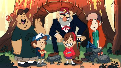 Gravity Fall : Gravity Falls Is Awesome