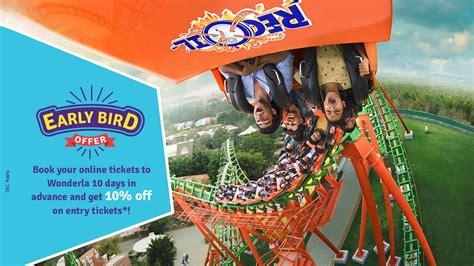 Wonderla Park Hyderabad | Amusement Parks in Hyderabad