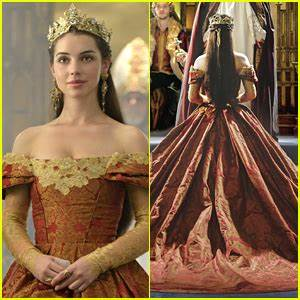 Adelaide Kane Reveals Her Absolute Favorite Costumes on ...