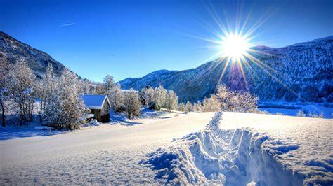 full hd wallpaper wachau valley snowbound austria desktop