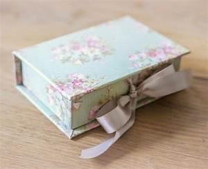 Box Selber Basteln : shabby chic box basteln dekoking ~ Lizthompson.info Haus und Dekorationen