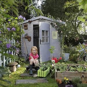 Cabane Enfant Leroy Merlin : cabane jardin bois cabanes abri jardin ~ Melissatoandfro.com Idées de Décoration