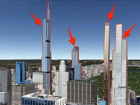 Manhattan's Skyline Will Look Dramatically Different By