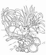 Mouse Scared Coloring Topo Dzwoneczek Colorare Erschreckt Maus Spaventato Tinker Bell Disegni Malvorlagen Colorear Campanilla Sininho Campanellino Colorkid Coloriage Peur sketch template