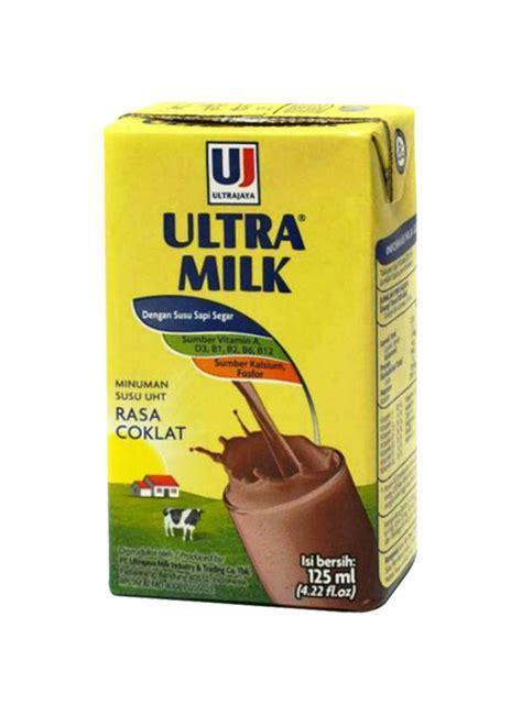 ultra susu uht steril coklat tpk ml klikindomaret