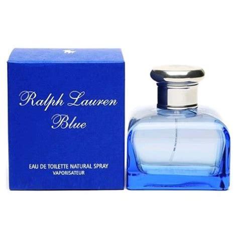 ralph blue eau de toilette blue by ralph for eau de toilette spray 2 5 ounce blue