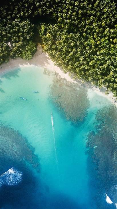 Iphone Nature Wallpapers Beach Sea Summer Ios