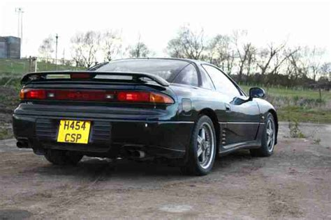 how to work on cars 1990 mitsubishi gto instrument cluster mitsubishi 1990 gto twin turbo car for sale