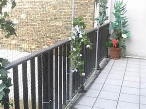 katzensicherer balkon balkonien pinterest balkon With französischer balkon mit garten günstig katzensicher machen