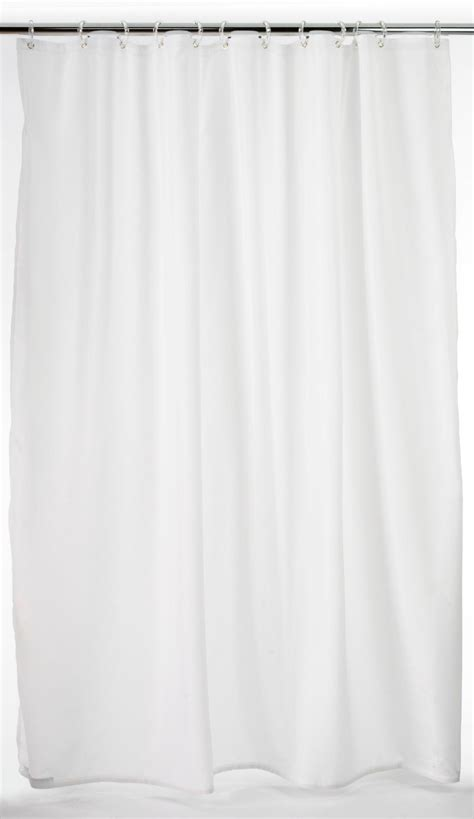 essential home shower curtain liner fabric