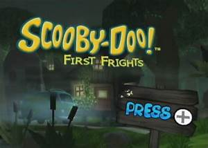 Scooby Doo First Frights Scoobypedia The Scooby Doo Wiki