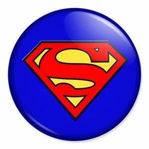 Badge Télépéage Vinci Installation : superman logo 25mm 1 pin badge button dc comics superhero classic ebay ~ Medecine-chirurgie-esthetiques.com Avis de Voitures