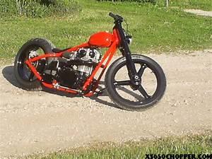 Xs650 Bobber Chain Tensioner