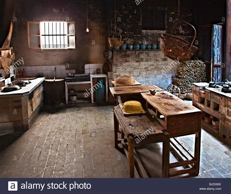 Traditional Chinese Kitchen