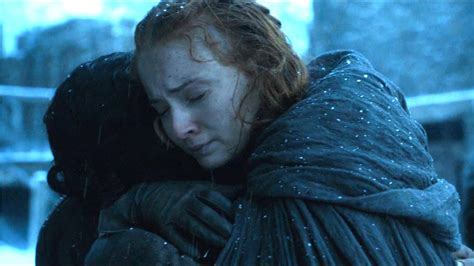 jon meets sansa game  thrones se hd clip