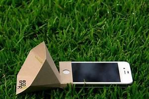 Amperage Pour Four : eco amp un ampli en carton pour iphone 4 ~ Premium-room.com Idées de Décoration
