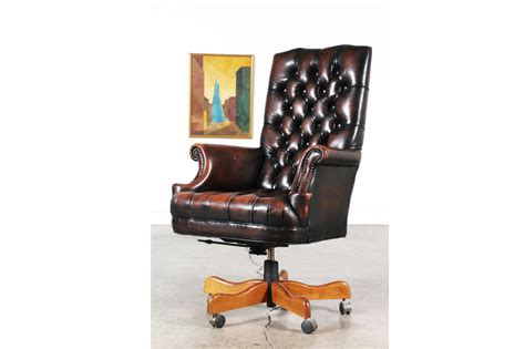 tufted office chair great high back traditional tufted